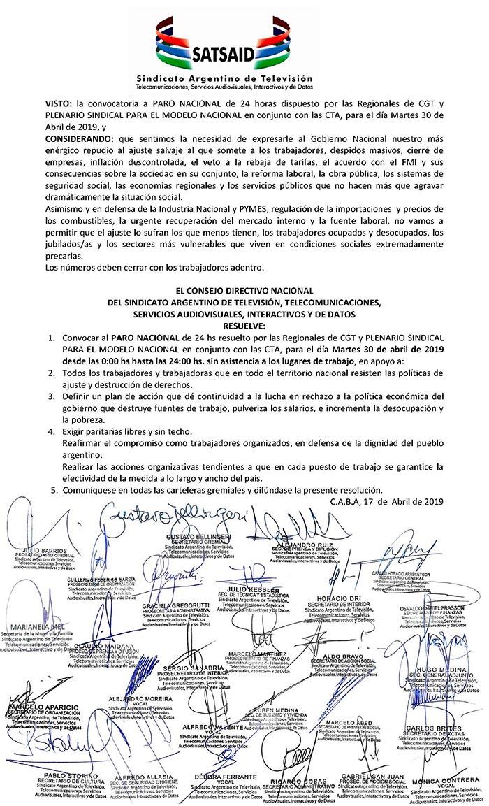 30-de-abril-el-satsaid-va-al-paro-nacional-resolucion