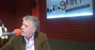 Alvaro Ruiz, abogado de la Corriente Político Sindical Federal.