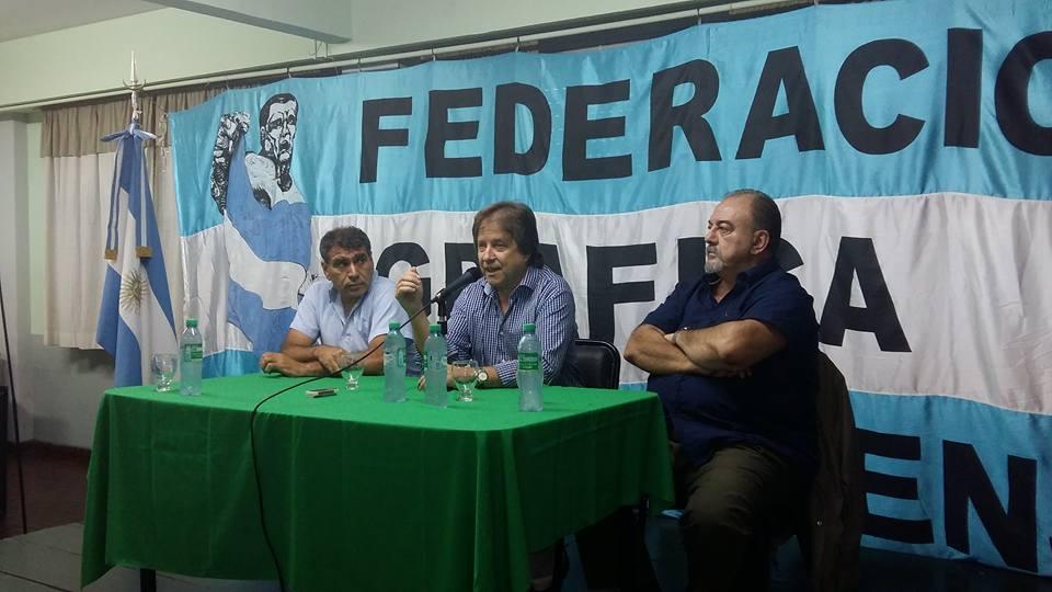 CGT De los Argentinos