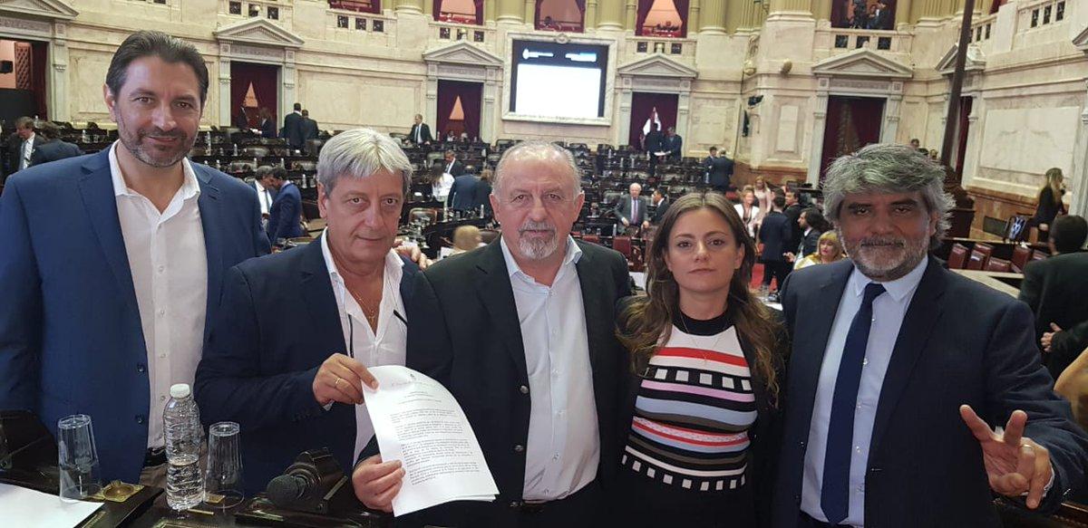 Diputados sindicales