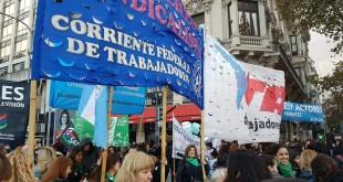 Mujeres Sindicalistas