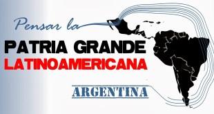 Patria Grande Latinoamericana