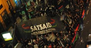 SATSAID marcha
